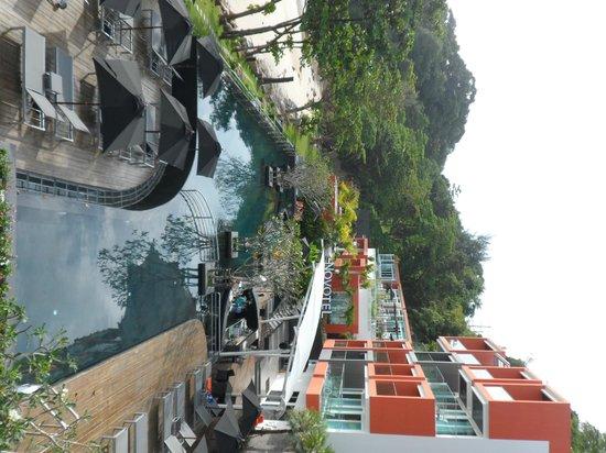 Novotel Phuket Kamala Beach : Pool