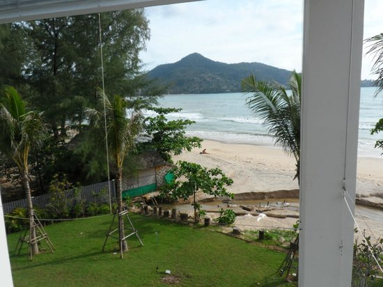 Novotel Phuket Kamala Beach : Beach