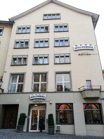 Hotel Wellenberg: Hotel Facade