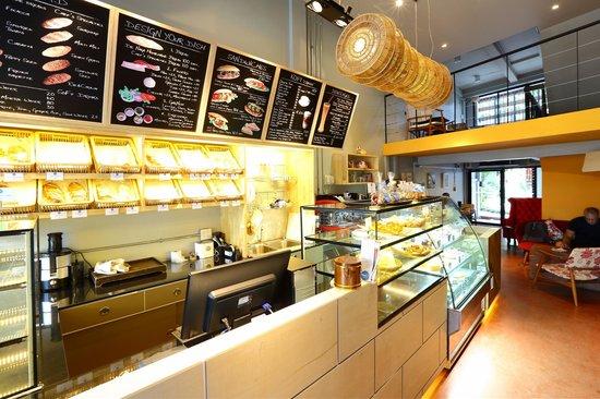 دي ناجا هوتل تشيانج ماي باي ذي يونيك كوليكشن: Kopi-O Cafe