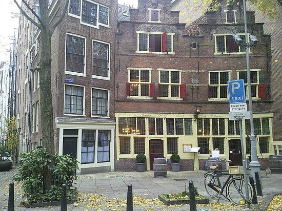 Renaissance Amsterdam Hotel : just opposite your hotel