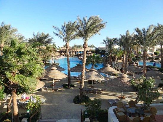Sierra Sharm El Sheikh: Вид на бассейн