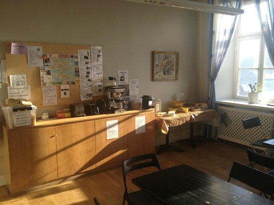Best Hostel Old Town: Кухня