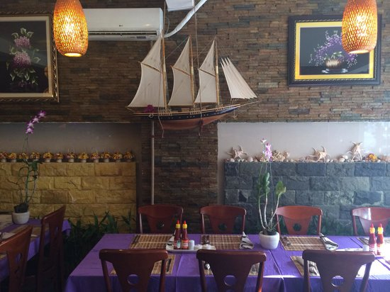 Nice interior picture of letimo bakery restaurant nha