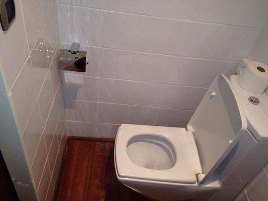 Petit Nice Passedat : Toilette d un 5 étoiles !!!!