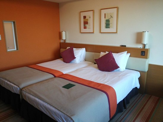 Tokyo Bay Maihama Hotel: お部屋