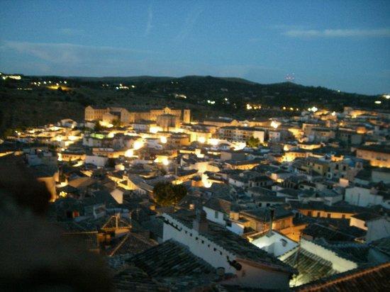 Sercotel Alfonso VI: Noche de Toledo. casco antiguo