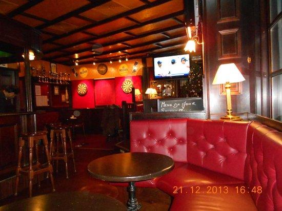 NH Rex : The Duke pub, just like home