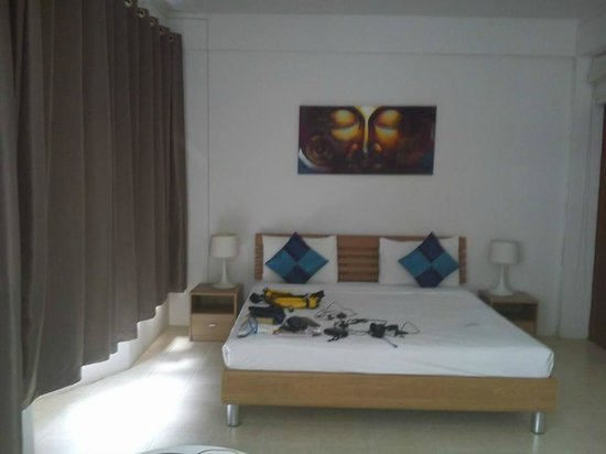Cafe Siam Guesthouse : room