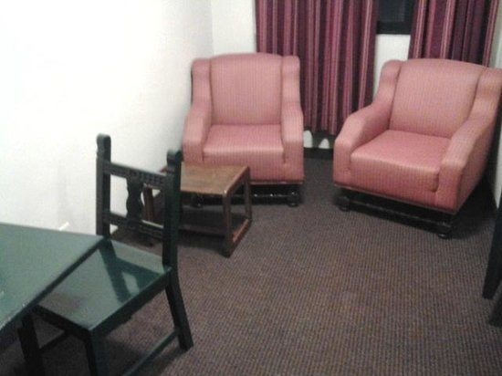 Casa Andina Standard Cusco Plaza : nice living room