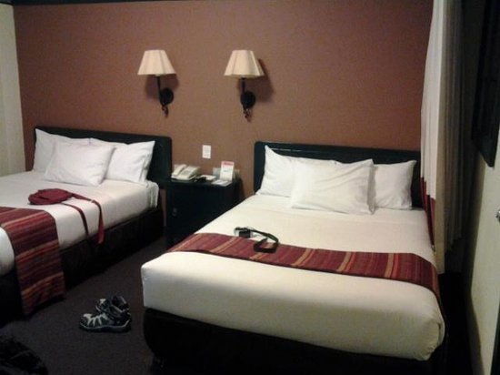 Casa Andina Standard Cusco Plaza: big & comfortable beds