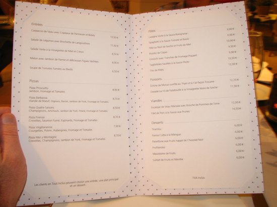 H10 Conquistador : restaurant à la carte