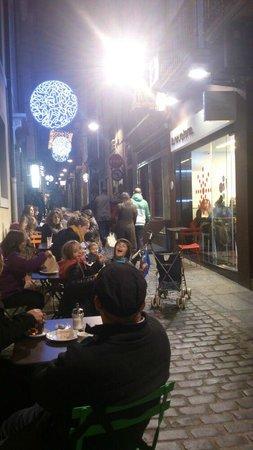 La Nevateria: Terrassa Nadal