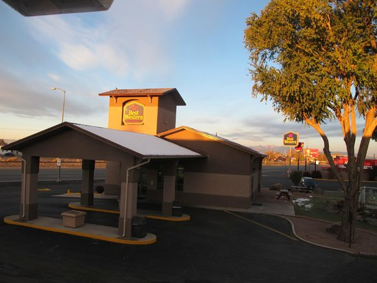 BEST WESTERN Alamosa Inn: the motel