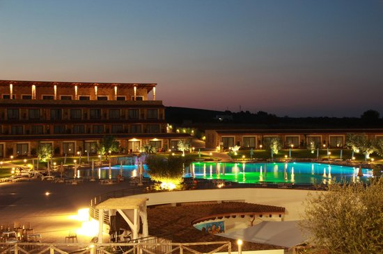 Nova Siri, Ιταλία: hotel show night