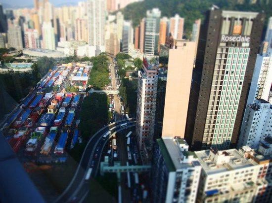 Regal Hongkong Hotel: Victoria Park