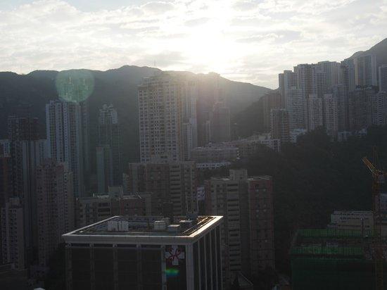 Regal Hongkong Hotel: Morning sun