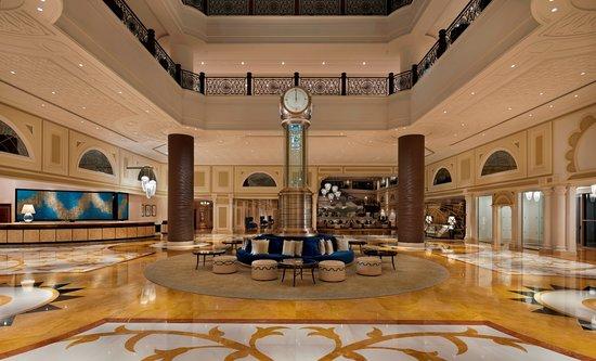 Waldorf Astoria Ras Al Khaimah - Lobby