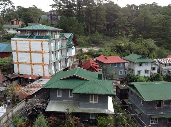 Ganduyan Inn : view from hotel