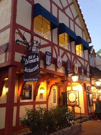 Bit O'Denmark Restaurant: Bit of Denmark Restaurant - Solvang, CA