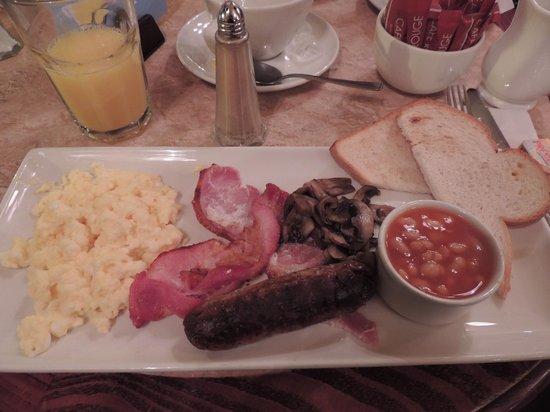 Frederick House Hotel: Scottish breakfast