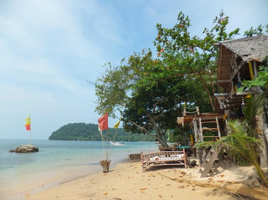 luboa beach view to the north - Foto di Ko Jum, Ko Lanta - TripAdvisor