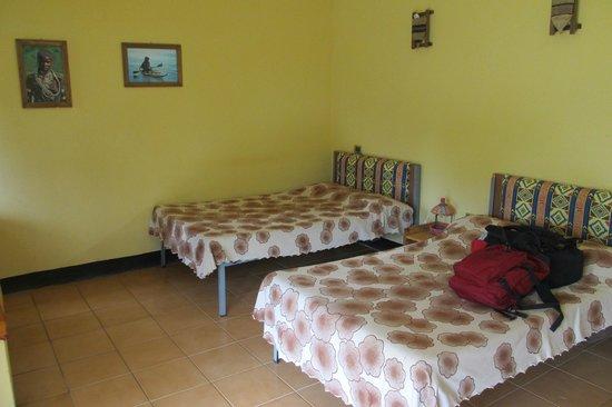 Borano Lodge: Schlafzimmer