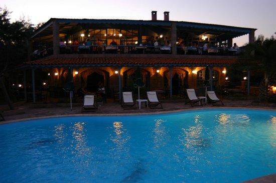 Canakkale Province, Törökország: ASSOS EDEN BEACH HOTEL