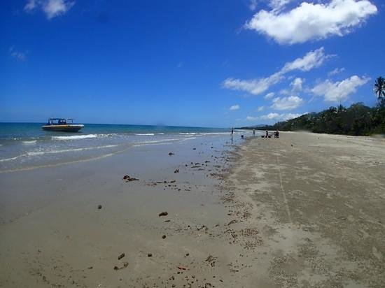 Ocean Safari : Huge pristine beach just like Castaway!