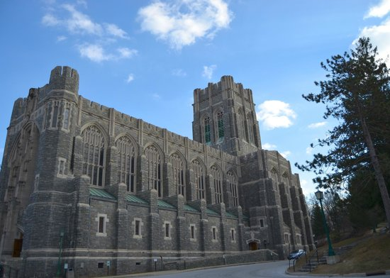 West Point Tours: Fantastic West Point Chapel