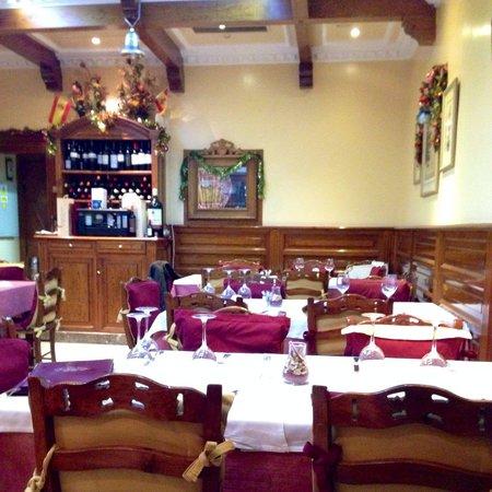 Restaurante Castilla.