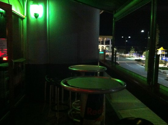 O'Malley's Surfers Paradise: panoramic view over the Ocean