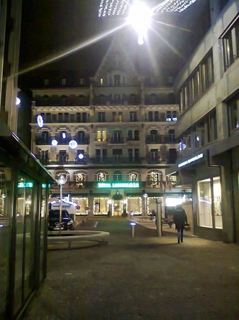 Hotel Longemalle: hotel longemale