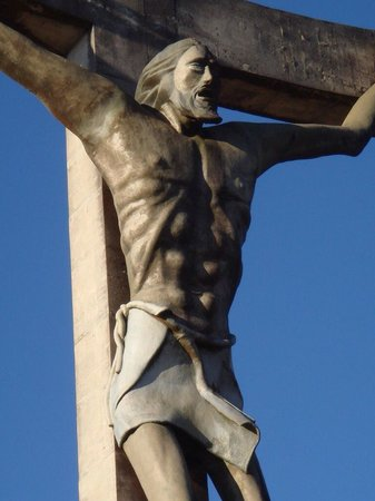 Vitoria da Conquista, BA: Cristo Sertanejo