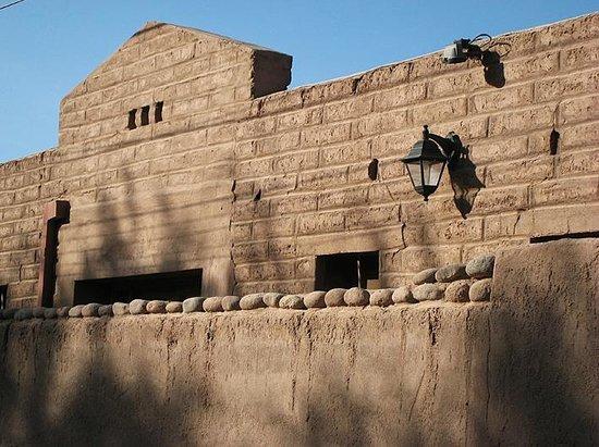 La Casa de Don Tomas: Vista externa