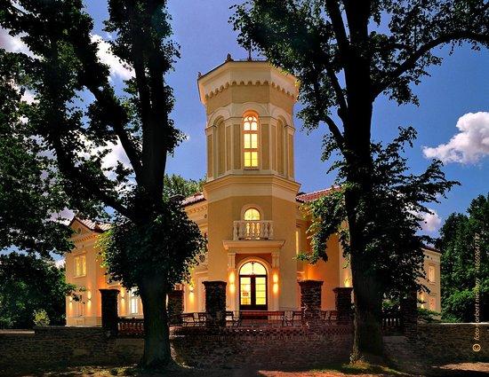 Palace Pawlowice