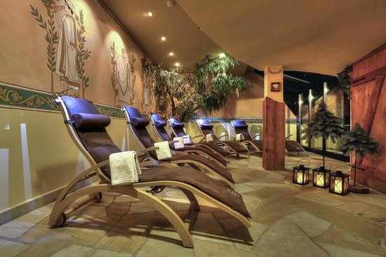 Hotel Laurin Small&Charming: Wellness - Relax Area