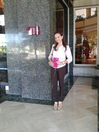 Crowne Plaza Maruma Hotel & Casino: Entrada