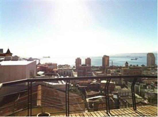 Valparaiso Experience Apartments: Vista
