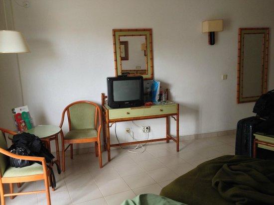 Hotel Servatur Waikiki: Rummet