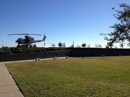 Veterans Memorial Park: The Wall