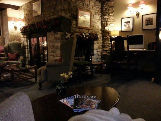 The Castle Inn : Lounge