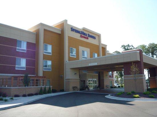 SpringHill Suites Midland: SpringHill Suites Marriott, Midland