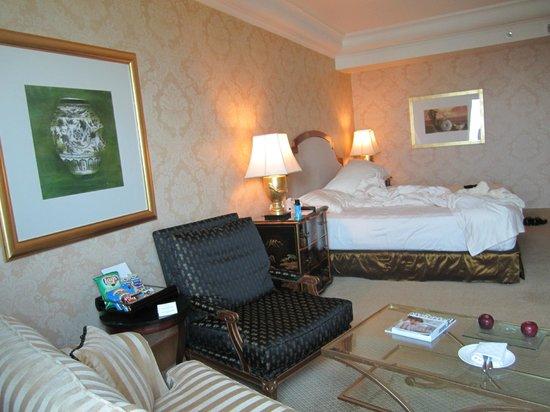Hotel Mulia Senayan: view