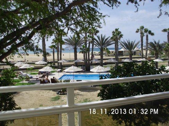 Hotel Morabeza : Zimmeraussicht