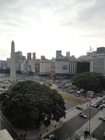 Bristol Hotel Buenos Aires: Obelisco
