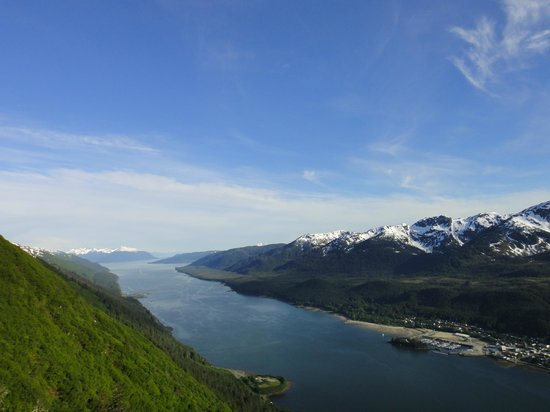 Goldbelt Mount Roberts Tramway: Juneau, do Mt Roberts