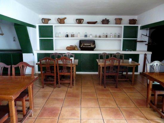 Monumento al Campesino : Restaurant
