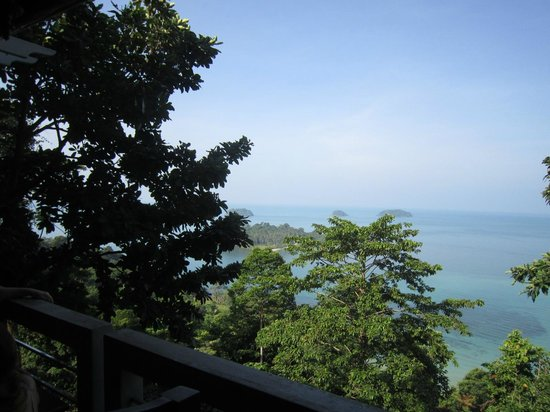 Sea View Resort & Spa Koh Chang: view