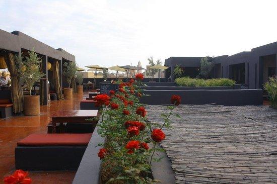 La Terrasse des Epices: La terrasse des épices